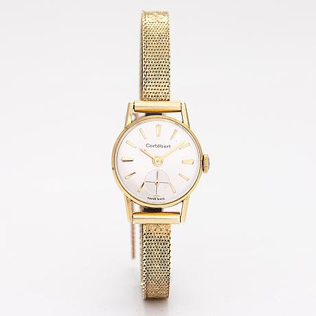 CortÉbert, armbandsur, 20 mm.