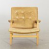 "Bruno mathsson, easy chair ""ingrid"" for dux."