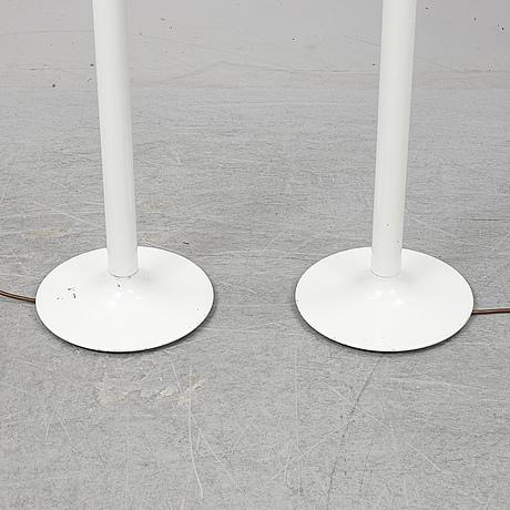 Anders pehrson, a pair of knubblingen floor lights.