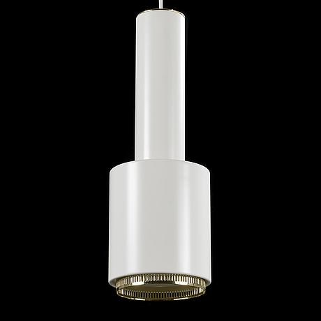Alvar aalto, a 21st century 'a110' pendant light for artek.