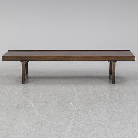 TorbjØrn afdal, 'krobo' bench.