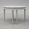 Bord / vÄggbord, ett par, 1800-talets slut.