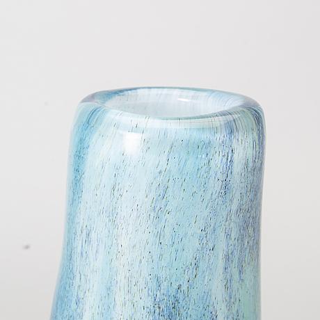 Monica backstrÖm, a kosta boda glass vase.