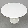 Eero saarinen,  tulip table, knoll.