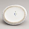 A porcelain bowl, royal copenhagen, danmark 1889-1922.