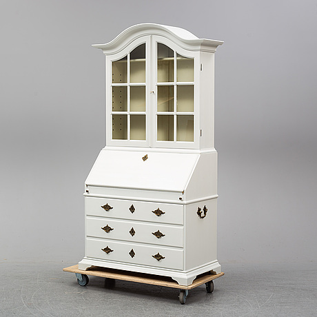 A second half of the 20th century rococo style cabinet.