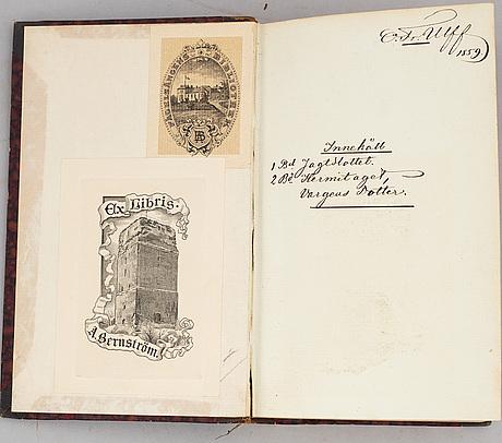 Almquist: törnrosens bok (6 vol).
