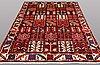 A carpet, baktiari, ca 287 x 208 cm.