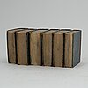 Sagosamling 1836, proveniens: rääf (6 vol).