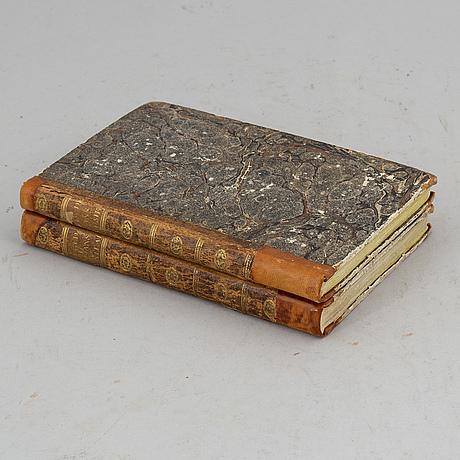 Proveniens bl. a. Årstafruns bror j. a. reenstierna (2 vol).