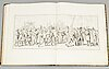 The carnival of rome 1820, 20 etchings.