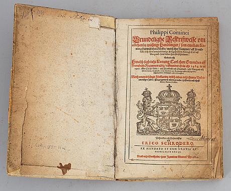 Proveniens: e. ph. pladecius (1758-1827), präst i nacka och erstavik.