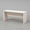 "Federico angi, ""iperbole bench"", atipico, 21st century."