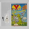 Star wars, imperial stormtrooper, yps, 1980, l.f.l no coo scar, uk graders 80 %.