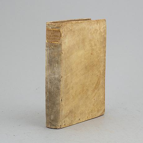 Om de gamla svearnas och göternas lagar, 1672.