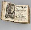 Roman law, 1705.