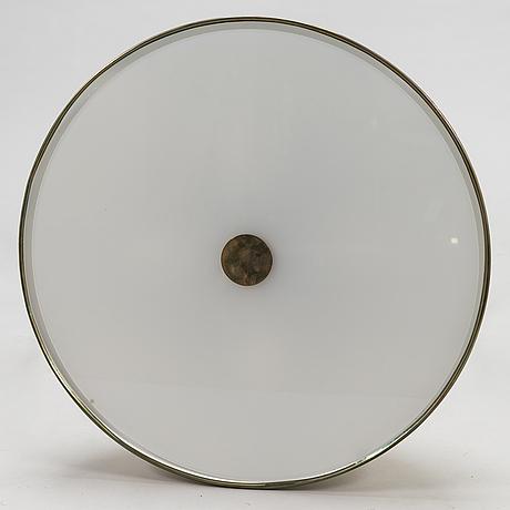 Paavo tynell, a mid-20th century pendant light for idman.
