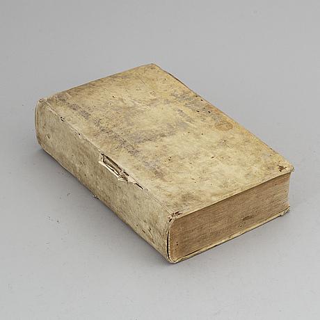 Greek and latin, 1665.