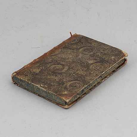 Svensk farmakopé, bl. a. baserad på linné, 1775.
