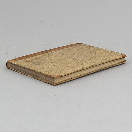 Proveniens: hedvig ulrica de geer af leufsta (1752-1813).