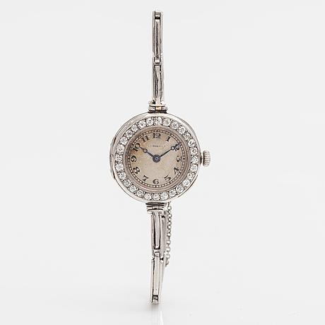 Longines, wristwatch, 21 mm.
