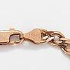 Armband, 14k guld. märkt midas.