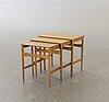 Hans j wegner, satsbord för andreas tuck danmark 1900-talets senare del.