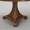 Salongsbord, senempire, 1800-talets mitt.