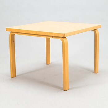 ALVAR AALTO. A late 20th century table model 81C for Artek.