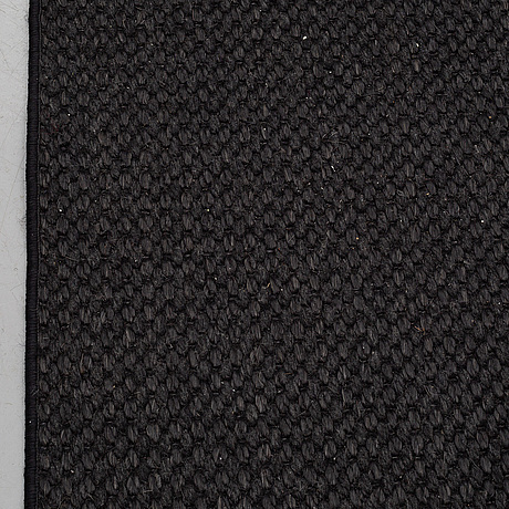 A carpet, sisal, ca 299 x 199 cm.