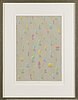 Kristian krokfors, serigraph, signed and dated 2000, numbered 39/50.