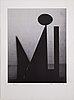 "Hans gedda, 6 offset, ""polaroid portfolio. nr 2"", signed and numbered 158/200."
