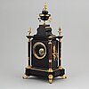 An early 20th century mantle clock.