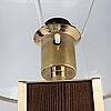 Bordslampor, ett par, böhlmarks, 1900-talets andra hälft.