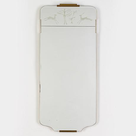 A swedish 1930s mirror.
