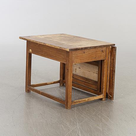 Slagbord 1800-talets mitt.