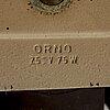 Lisa johansson-pape, a mid-20th-century pendant ceiling light for orno.