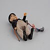 A schuco 'charlie chaplin' toy from the 1920's-30's.