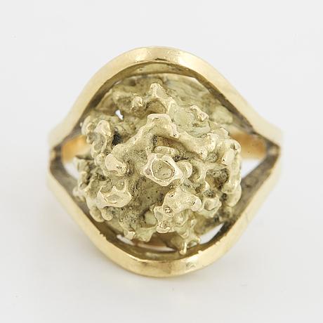 Ring, 18k guld.