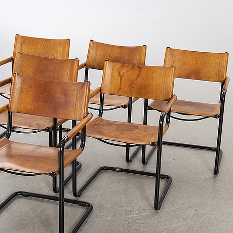 A set of 6 liena veam end of 20th century.