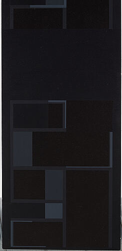 Nils kÖlare, acrylic on panel, signed and dated -01.