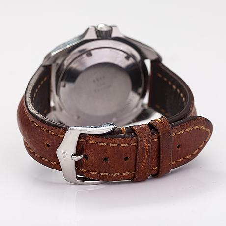 Heuer, monnin 844, 200 m, armbandsur, 42 mm.