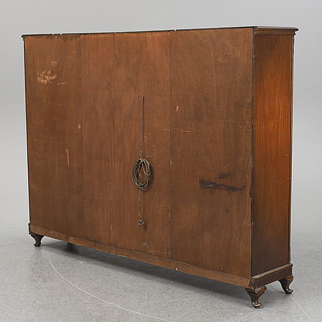 An earl 20th century cabinet.