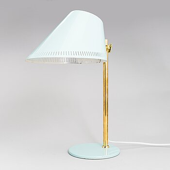 PAAVO TYNELL, A mid 20th century table lamp '9227' for Idman, Finland.