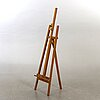 Max walter svanberg's easel.,