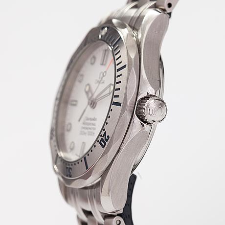 Omega, seamaster, professional, 300 m, armbandsur, 36 mm.