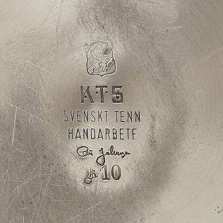 Vinkylare, tenn, 1900-talets andra hälft.