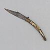 Kniv, 1800-tal.