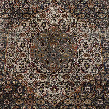 Matta, semiantik täbris, sannolikt, ca 400 x 300 cm.