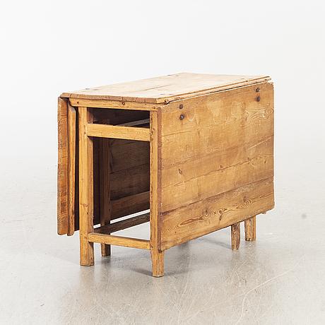 Slagbord 1800-talets andra hälft.